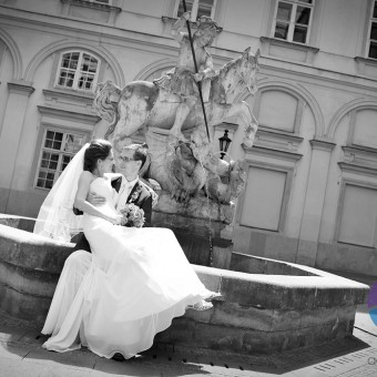 Wedding of Lubka & Tomas